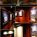 Extreme Man Cave Make-Over