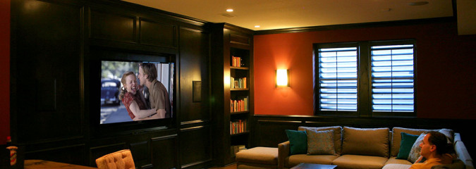 Extreme Home Theater Makeover