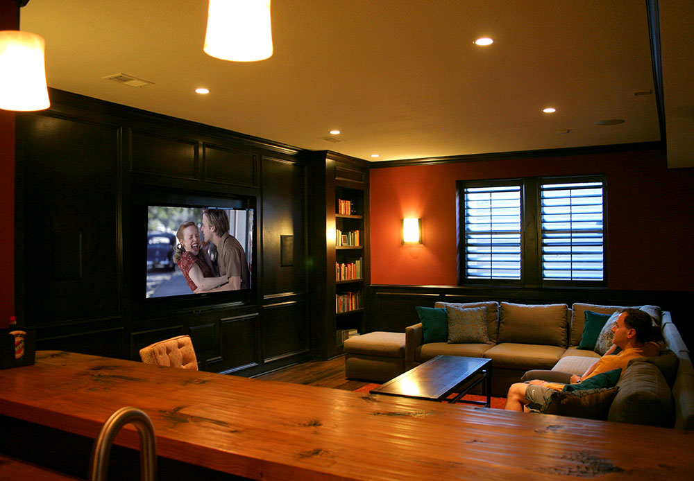 Extreme Home Theater Makeover Cinema At Home Cinema At